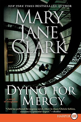 Dying for Mercy: A Novel of Suspense (Key News Thrillers #12) Cover Image