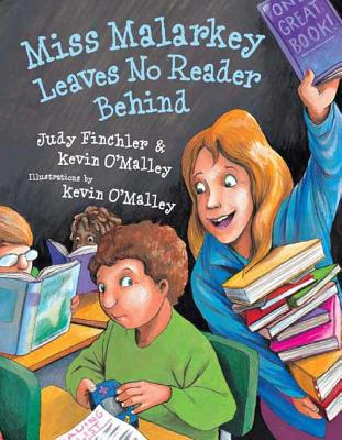 Miss Malarkey Leaves No Reader Behind Cover