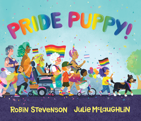 Pride Puppy! Cover Image