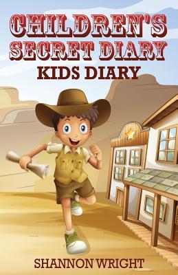 Children's Secret Diary: Kid's Diary Cover Image