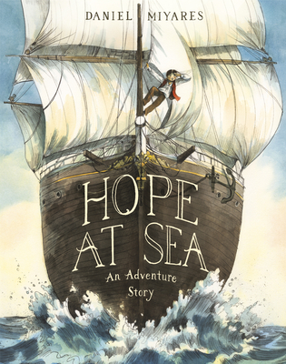 Cover for Hope at Sea