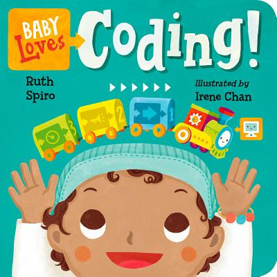 Baby Loves Coding! (Baby Loves Science #6) Cover Image
