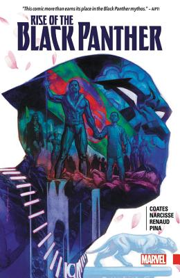 Rise of the Black Panther Cover Image
