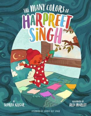 The Many Colors of Harpreet Singh Cover Image