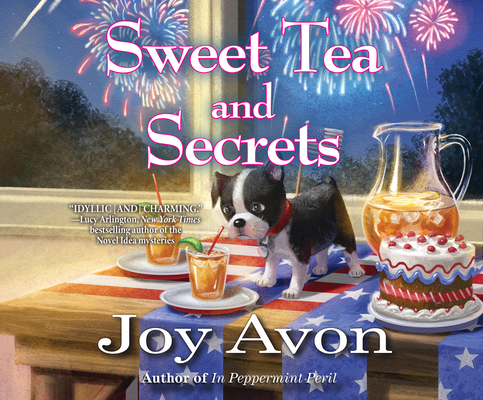 Cover for Sweet Tea and Secrets