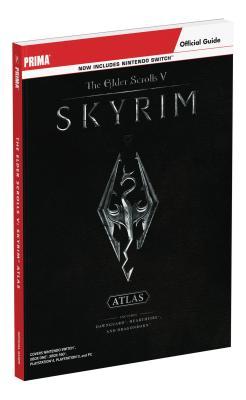 Elder Scrolls V: Skyrim Atlas: Prima Official Guide Cover Image