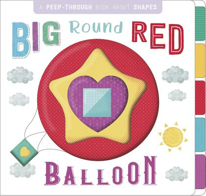 Cover for Big Round Red Balloon