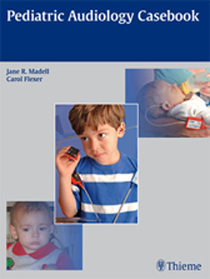 Pediatric Audiology Casebook Cover Image