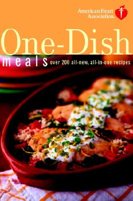 American Heart Association One-Dish Meals Cover