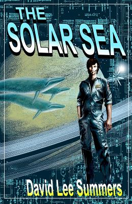 Cover for The Solar Sea