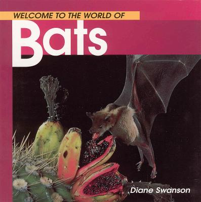 Welcome to the World of Bats Cover