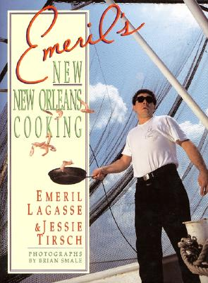 Emeril's New New Orleans Cover Image