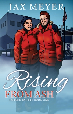 Rising from Ash: Forged by Fire Book 1 Cover Image