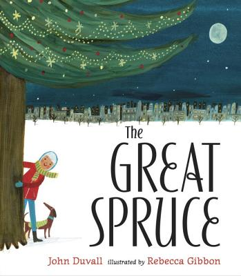 The Great Spruce Cover Image