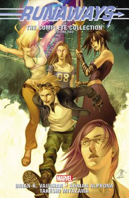 Runaways: The Complete Collection Volume 2 cover image
