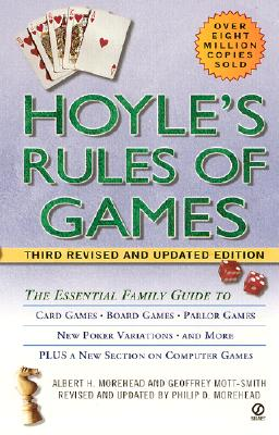 Hoyle's Rules of Games: The Essential Family Guide to Card Games, Board Games, Parlor Games, New Poker Variations, and More Cover Image