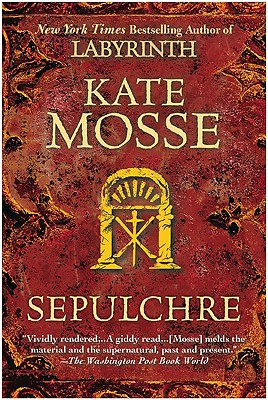 Sepulchre (The Languedoc Trilogy #2) Cover Image