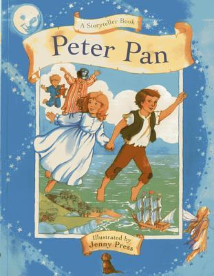 Peter Pan (Storyteller Book) Cover Image
