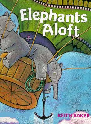 Cover for Elephants Aloft