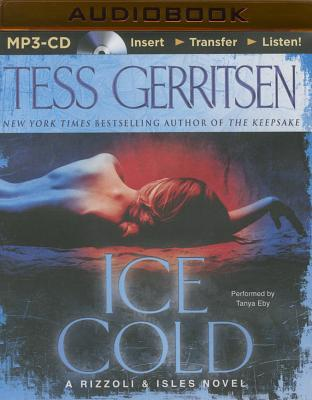 Cover for Ice Cold (Rizzoli & Isles #8)
