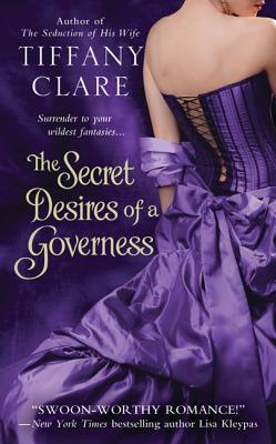 The Secret Desires of a Governess Cover