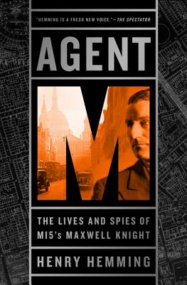 Cover for Agent M
