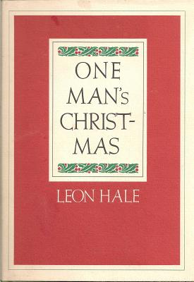 One Man's Christmas Cover Image