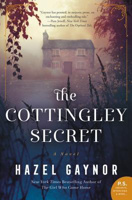 Cover for The Cottingley Secret