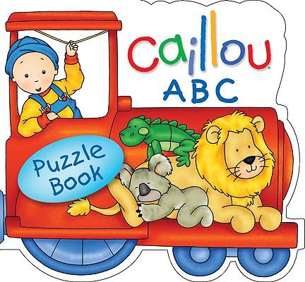 Caillou ABC Train Cover
