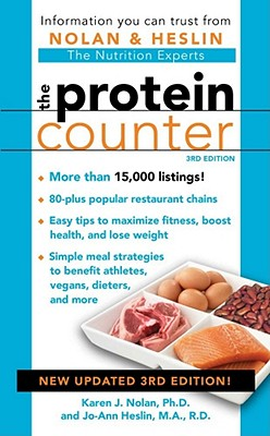 The Protein Counter Cover