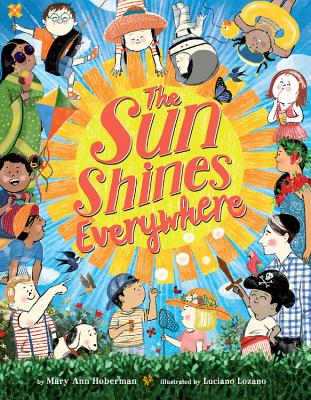 The Sun Shines Everywhere by Mary Ann Hoberman