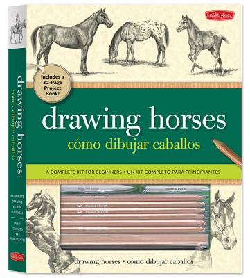 Drawing Horses Cover