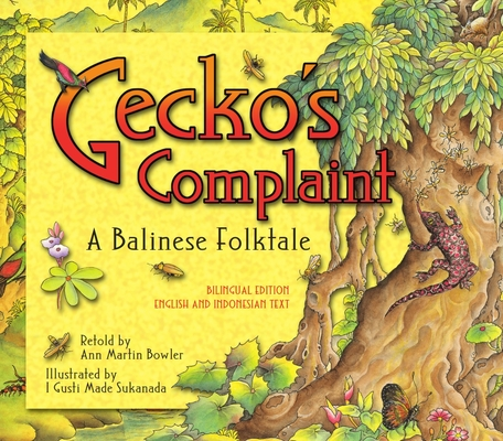 Cover for Gecko's Complaint