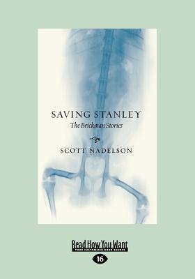 Saving Stanley: The Brickman Stories (Large Print 16pt) Cover Image