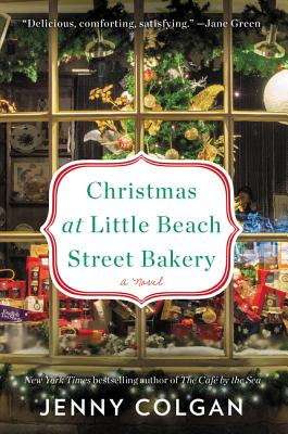 Christmas at Little Beach Street Bakery: A Novel cover