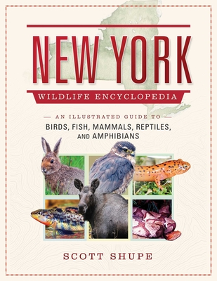 New York Wildlife Encyclopedia: An Illustrated Guide to Birds, Fish, Mammals, Reptiles, and Amphibians Cover Image