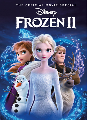 Frozen 2: The Official Movie Special Book Cover Image