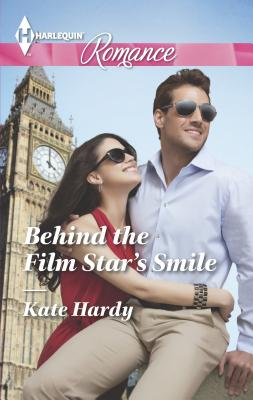 Behind the Film Star's Smile Cover