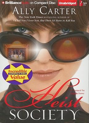 Heist Society (Heist Society Novels) Cover Image