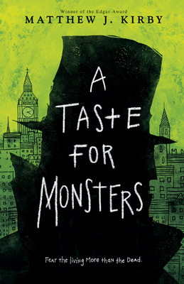 A Taste for Monsters Cover Image