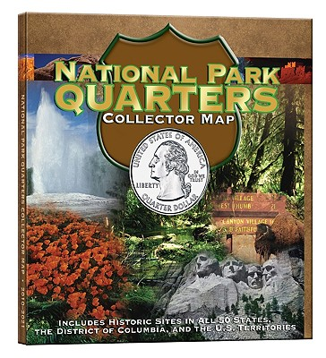 National Park Quarters Collector Map Cover Image