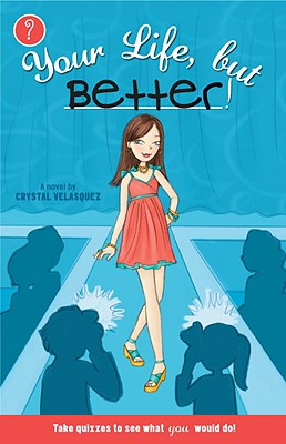 Your Life, But Better! Cover