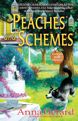 Peaches and Schemes: A Georgia B&B Mystery Cover Image