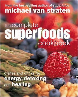 The Complete Superfoods Cookbook Cover