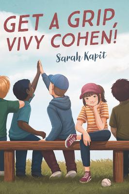 Get a Grip, Vivy Cohen! Cover Image