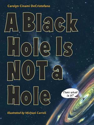 A Black Hole Is Not a Hole Cover Image