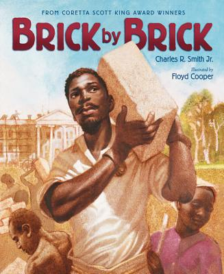 Brick by Brick Cover Image