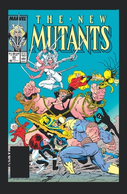 New Mutants Epic Collection: Sudden Death Cover Image