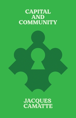 Capital and Community: the results of the immediate process of production and the economic work of Marx Cover Image
