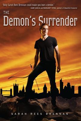 The Demon's Surrender (The Demon's Lexicon Trilogy #3) Cover Image